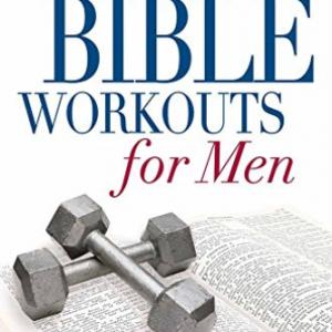 Barnes Bob-5 Min Bible Workouts For Men BOOK NUOVO