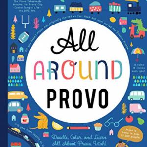 You Are Here Books-All Around Provo BOOK NUOVO