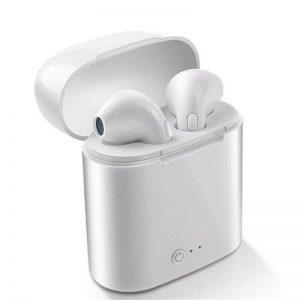 Cuffie Wireless Auricolari Earphones In-Ear Bluetooth v5.0 + EDR - con microfono