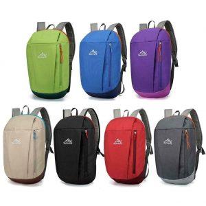 Outdoor Travel Waterproof Backpack Large Capacity Wear Resistant Hiking Bag