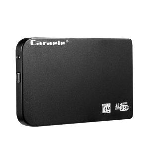 "Portable Hard Drive External USB 3.0 2TB 2.5"" HDD for PC Mac Linx Desktop Laptop"