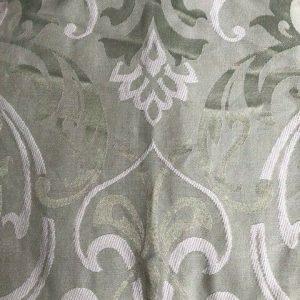 Vintage Christy Bedding Set Pillow cases, Duvet Cover, Valance Sheet Sage Green