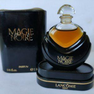 Vintage Lancome Magie Noire Parfum 7.5ml women's perfume