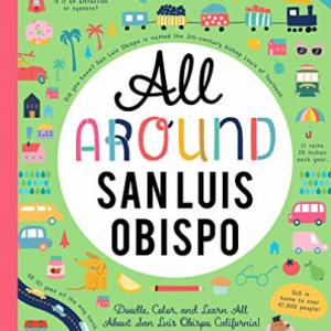 You Are Here Books-All Around San Luis Obispo BOOK NUOVO